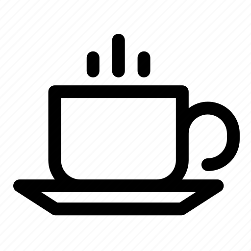 coffee, cup, drink, food, tea icon