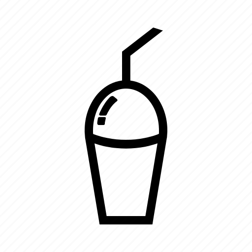 beverage, drink, food, ice, juice, shake, water icon