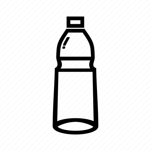 bottle, drink, eat, food, glass, restaurant, water icon