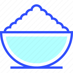beverage, drink, eatery, food, meal, rice icon