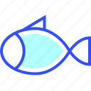beverage, drink, eatery, fish, food, meal icon