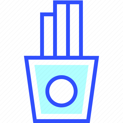 beverage, drink, eatery, food, french, fries, meal icon