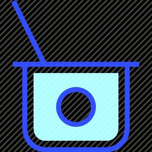 beverage, drink, eatery, food, meal, yogurt icon