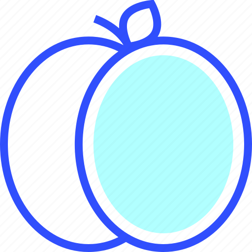 beverage, drink, eatery, food, meal, peach icon
