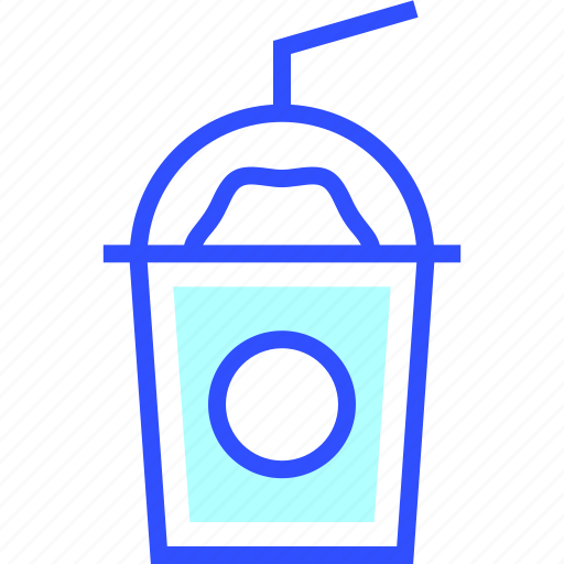 beverage, drink, eatery, food, frappe, meal icon