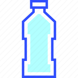 beverage, bottle, drink, eatery, food, meal, water icon