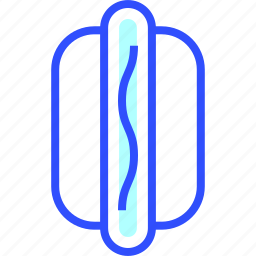 beverage, drink, eatery, food, hotdog, meal icon