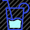 beverage, drink, eatery, food, lemonade, meal icon