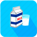 milk, baby, drink, newborn