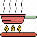 cooking, utensil, vegetable, vegetables, yumminky icon