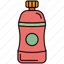 bottle, container, drink, fuel, milk, oil icon