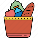 basket, ecommerce, market, shop, store icon
