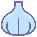 allium, clove, cooking, garlic, ingredient, kitchen, vegetables icon