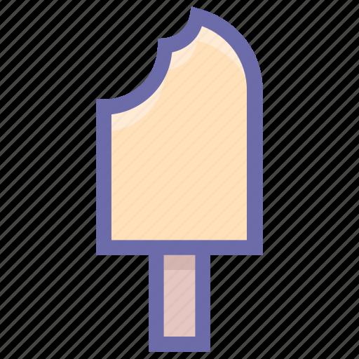 Dessert, ice, ice lolly, sweet, cold, ice cream, cream icon