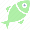 cooking, eating, fish, fishing, meal, salmon, seafood icon