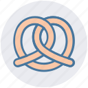 bakery, biscuit, cookie, dessert, food, snack, sweet icon