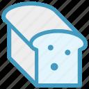 bakery, bread, breakfast, food, lunch, sandwich, toast