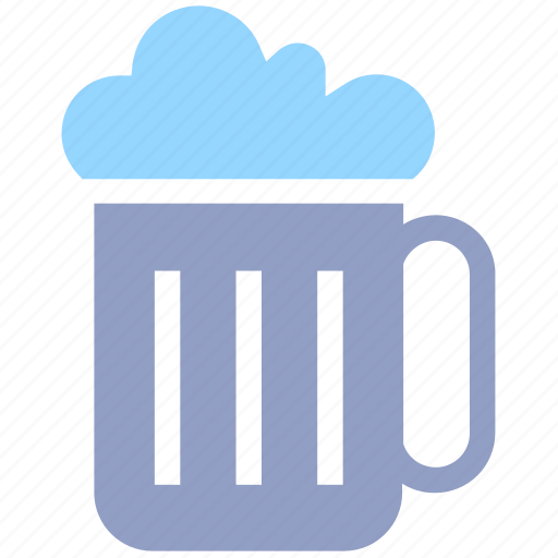 alcohol, beer, coffee, drinking, mug, oktoberfest, tankard icon