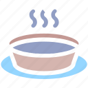 snack, hot food, food, hot soup, bowl, soup, drinking