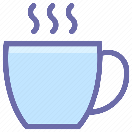 coffee, cup, drink, hot, hot coffee, tea icon