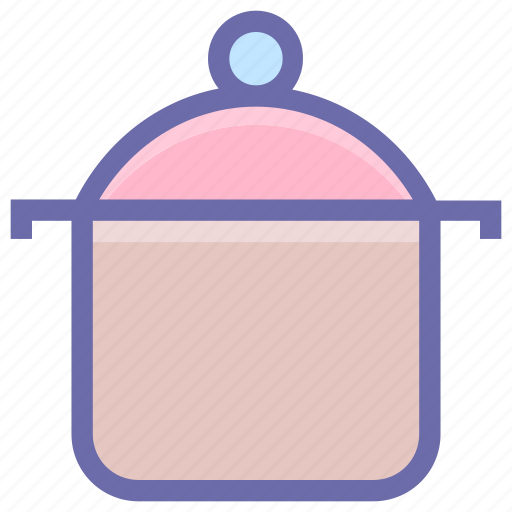 boil, camping, cooker, cooking, kitchen, pot, rice icon