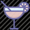 drink, healthy drink, lemonade, orange juice, soft drink, straw, summer drink