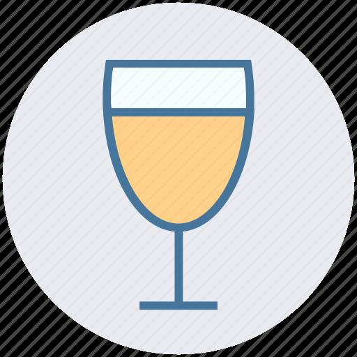 beer, beverage, drink, glass, juice, water, wine icon