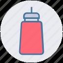 bottle, ketchup, ketchup bottles, mustard, sauce, tomato ketchup, tomato paste icon