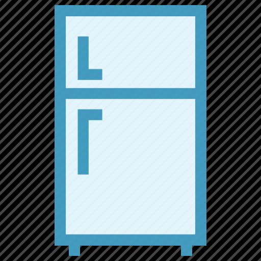 Appliance, cooler, freezer, fridge, icebox, refrigerator icon - Download on Iconfinder
