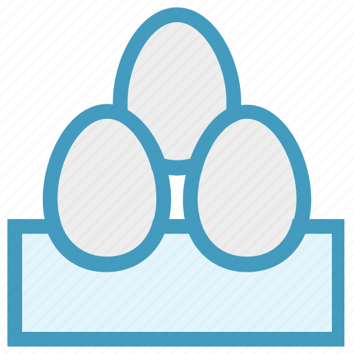 Breakfast, easter, egg, eggs, food, gastronomy, spring icon - Download on Iconfinder
