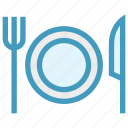 eating, flatware, fork, knife, plate, tableware, utensil