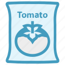 food, sack, tomato, tomato bag, tomato pack, tomato sack, vegetable