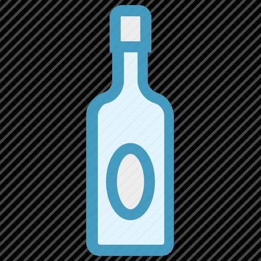 Alcohol, beer, bottle, drink, drinking, wine, wine bottle icon - Download on Iconfinder