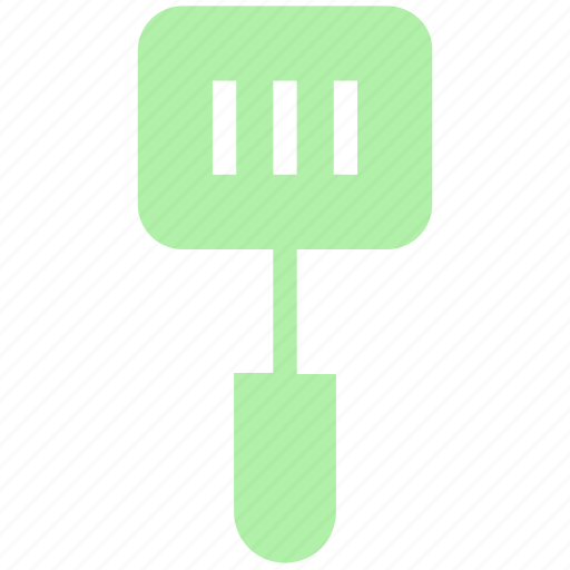 cooking, cooking spoon, kitchen, slotted spatula, spatula, spoon, utensil icon