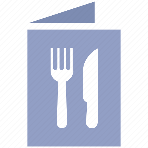 food, fork, fork and knife, kitchen, knife, menu, restaurant icon
