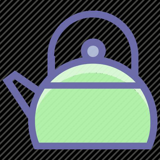 boil, kettle, kitchen, tea, tools, utensils, water icon