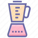 blender, juicer, juicer blender, juicer machine, juicer mixer, machine, mixer icon