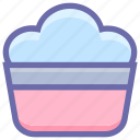 cake cone, cold, cone, cup cone, food, ice cone, ice cream icon