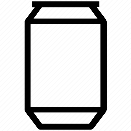 beverage, can, drink, drinks, energy, soda, soda can icon