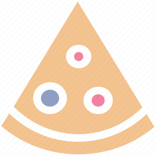 fast food, food, italian, meal, pizza, pizza slice, slice icon