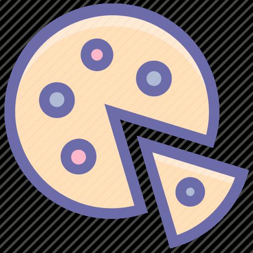 fast food, food, italian, meal, pizza, slice icon