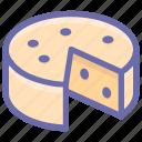 breakfast, cheese, eat, edam, food, swiss