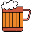 beverage, drink, hot, restaurant, tea, water, wine icon