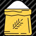 bakery, cook, flour, kitchen, restaurant, yumminky icon