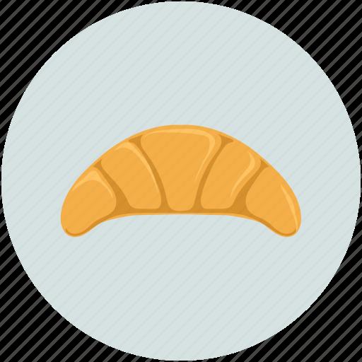 bakery, breakfast, croissant, food icon