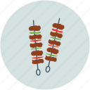 barbecue, bbq, food, pork icon