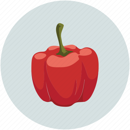 food, pepper, red pepper, vegetable icon