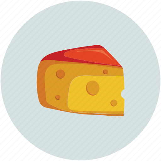 cheese, cheese slice, piece of cheese, portion of cheese icon