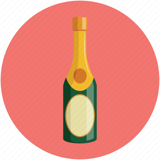 Wine, alcohol, bottle, drink icon - Download on Iconfinder