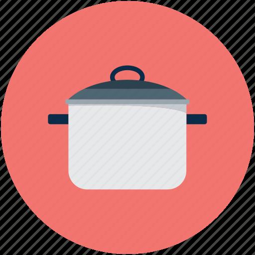 cooking pot, food, hotpot, saucepan icon
